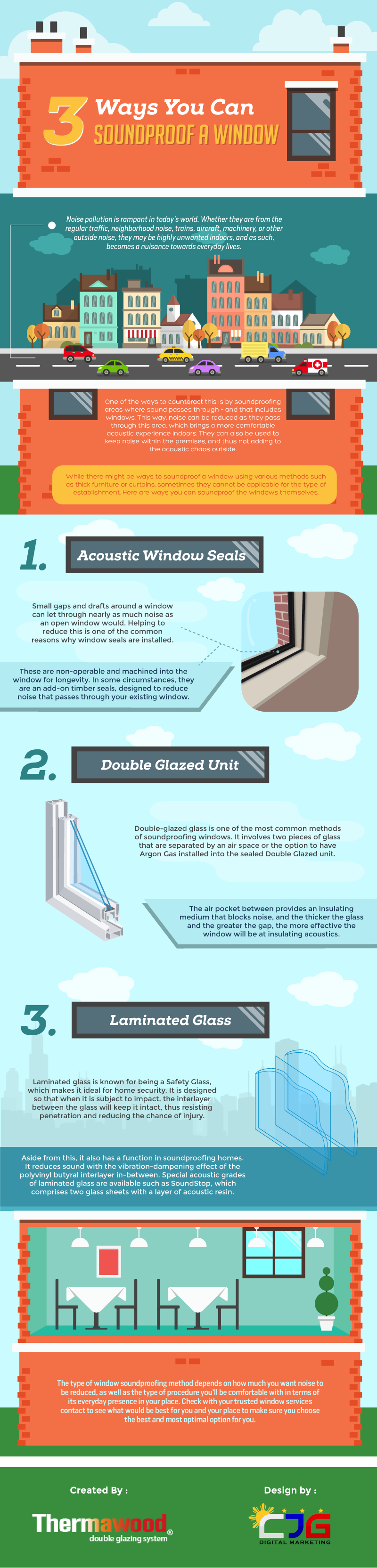 3 Ways You Can Soundproof a Window
